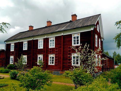 Yli-Laurosela talomuseo.  Panoramio - Photos by rai-rai > Ilmajoki