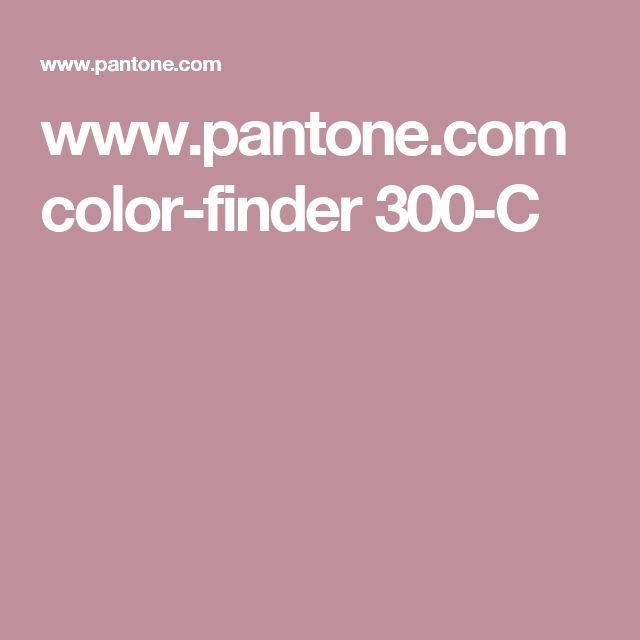 www.pantone.com color-finder 300-C