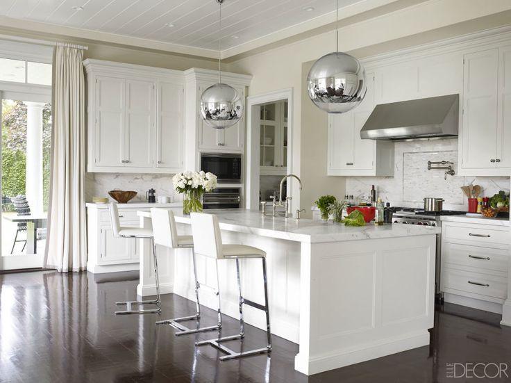 7 Simple Ways To Make Your Kitchen Look Expensive  Kitchens Amusing White Kitchen Design Ideas Design Ideas