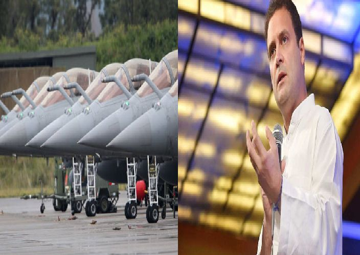 Congress Allegations Against Modi Government Over 36 Rafale deal Agrrement