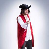 Camisa Pirata