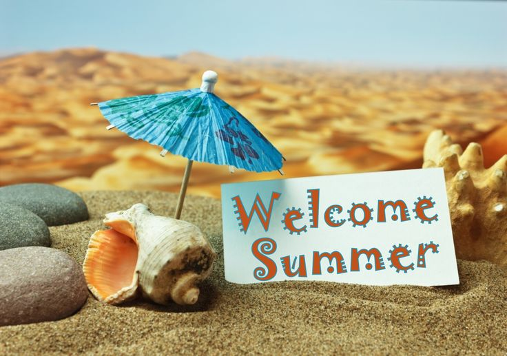 Welcome summer 2013!