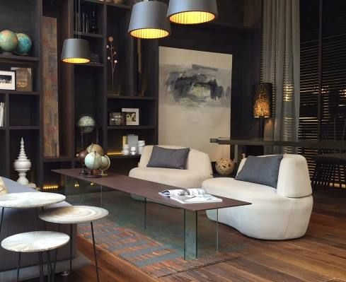 Diseño interior de vanguardia – Design & Art Center – Estudio Viviana Melamed