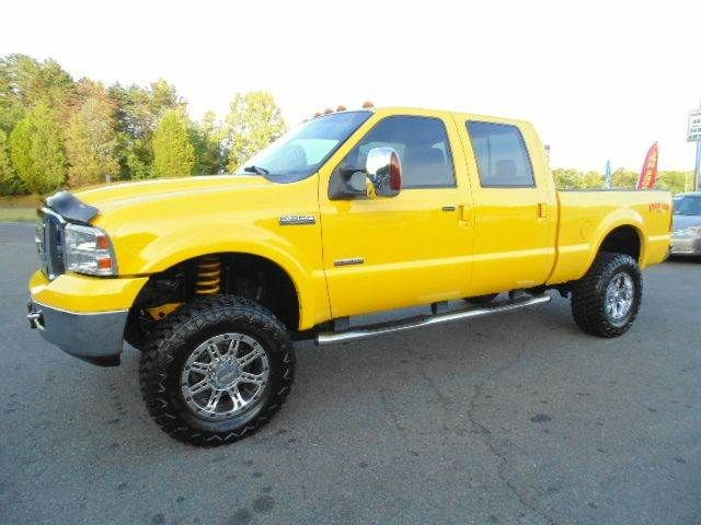 www emautos com 2006 ford f 250 super duty amarillo crew cab 4x4 short bed diesel truck for sale. Black Bedroom Furniture Sets. Home Design Ideas