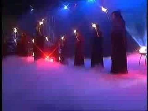 Gregorian - Sound Of Silence - Live in TV (Simon & Garfunkel)
