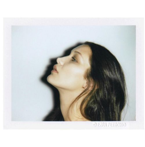 Bella Hadid for Self Service Magazine. Photographed by Ezra Petronio.
