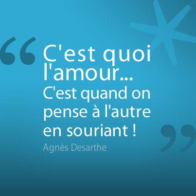 La citation de la semaine, par Agnès Desarthe                                                                                                                                                      Plus