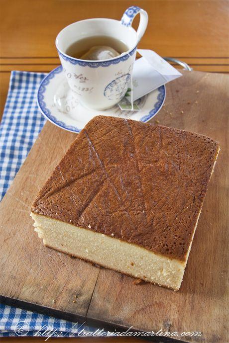 Kasutera (o Castella) cake...direttamente dal Giappone e con il tutorial per costruire lo stampo di carta in cui tradizionalmente viene cotto!