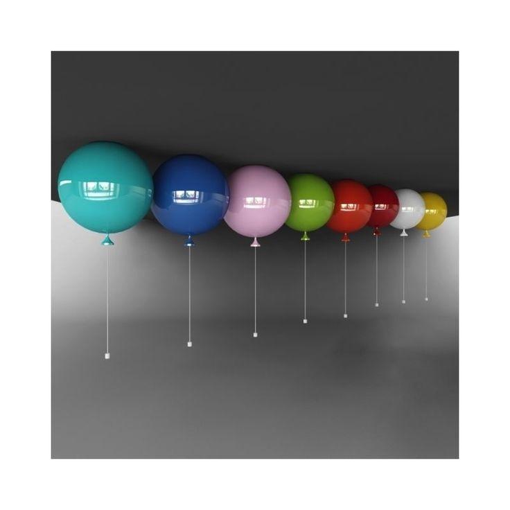Lampa balonik www.zyrafyzszafy.pl