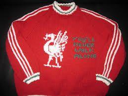 Bilderesultat for liverpool genser oppskrift
