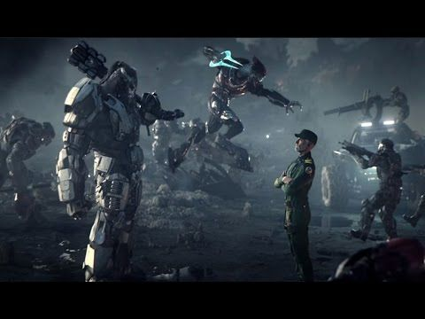HALO: Guardians -The Movie 2017 HD