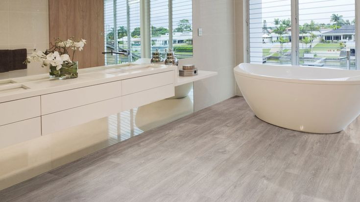 Novocore Premium Waterproof Flooring - Colour: Dusty Oak