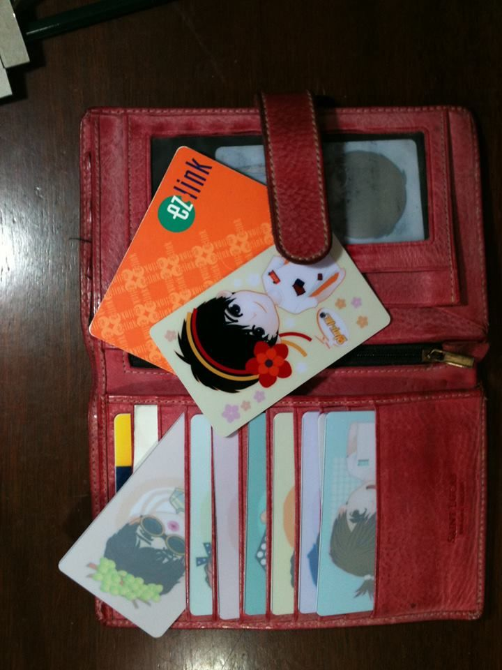 Exclusive CARD   save in wallet   ready to SALE (ORDER NOW)   @ 110K IDR (10) (convr: 12.5 USD)   created by +Ratna Har (Liitle Lumut)