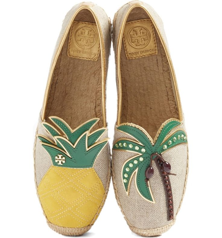 Main Image - Tory Burch Castaway Espadrille Slip-On (Women)
