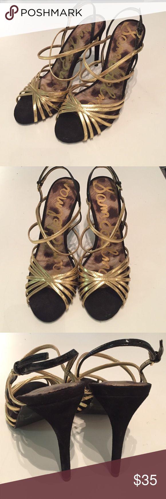 Sam Edelman heels Great condition. Worn a few times. Sam Edelman Shoes Heels
