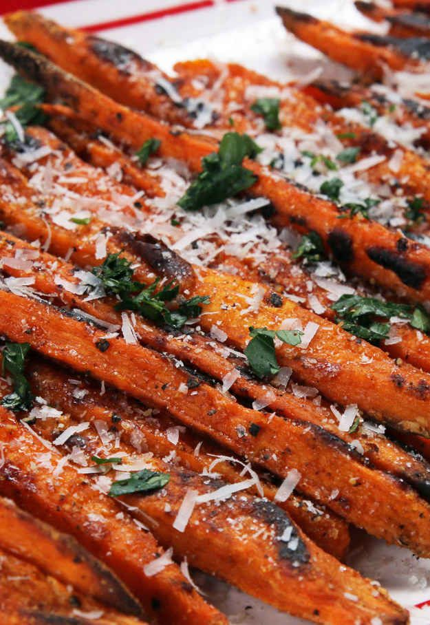 How to: Baked Sweet Potato Fries