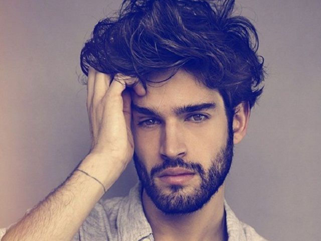 long hair styles on men best 20 beard styles ideas on 8128 | 8128e389552e97886f1f3c97f2119481 latest beard styles beard styles for men
