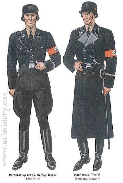 Nazi SS uniforms | Thread: Interesting military uniforms I ...