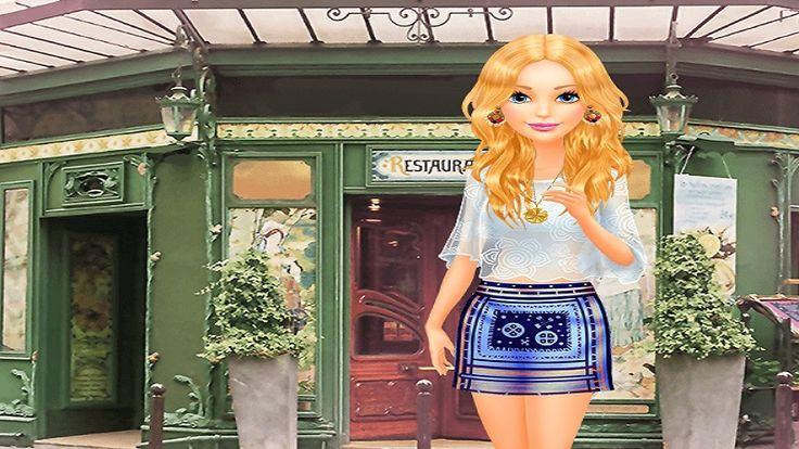 Em Barbie Segredos de Blogueira, Barbie é uma garota super descolada e acompanha todas as tendências novas. Barbie tem um vblog além de seu blog e hoje ela vai fazer alguns vídeos sobre beleza e moda. E você pode ajuda-la nesse novo desafio de ser blogueira. Comece por fazer a limpeza de pele; depois faça a maquiagem e o cabelo. Escolha uma roupa fashion e um penteado da moda para que a Barbie fique ainda mais fabulosa. Divirta-se!