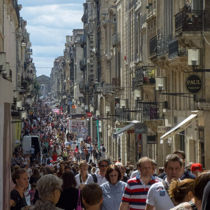Rue Sainte Catherine #visite