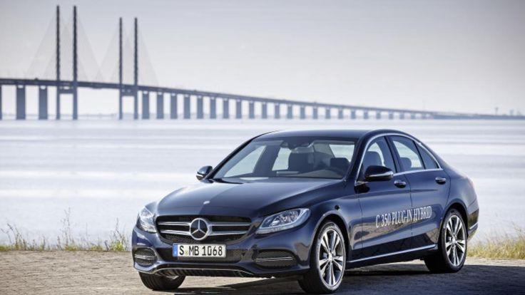 Mercedes-Benz C.350 Plug-in Hybrid