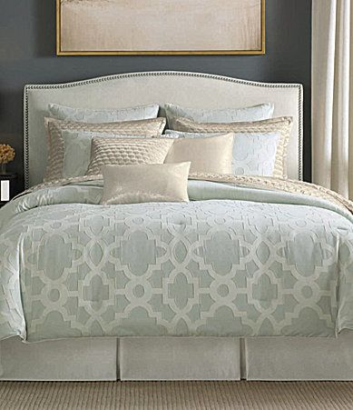 Candice Olson Bedding | Candice OLSON Cachet Bedding Collection · Bedroom  SetsMaster ...