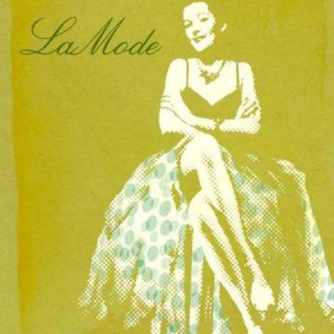 Lady LaMode | Decorativ