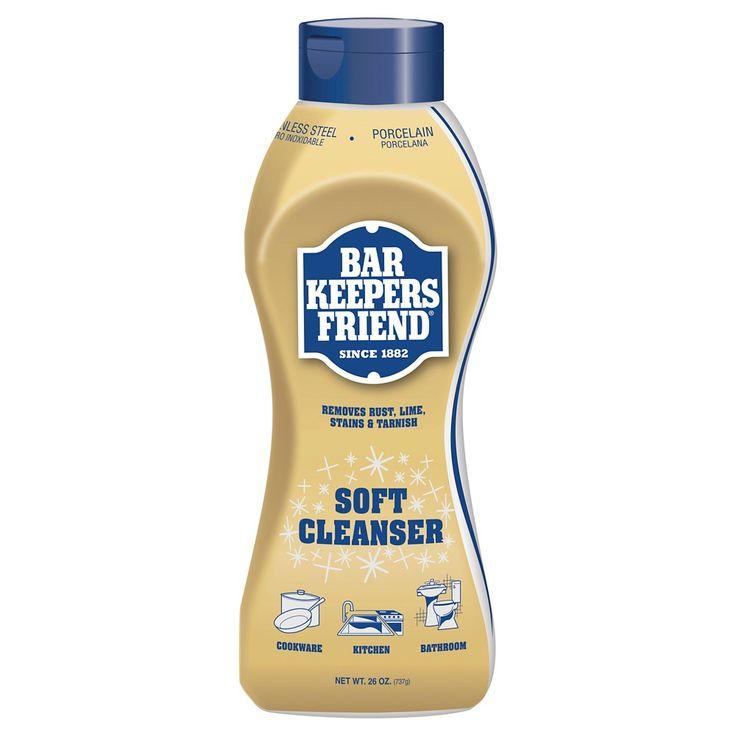 Bar Keepers Friend Liquid Cleanser 26 oz
