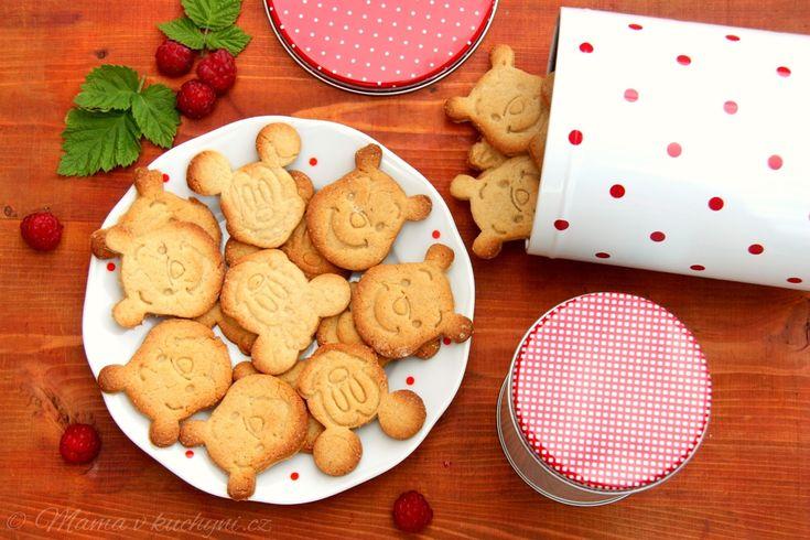 Sezamové sušenky (od 2 – 3 let) | Máma v kuchyni