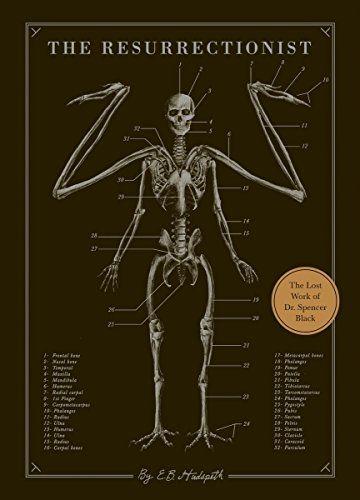 The Resurrectionist: The Lost Work of Dr. Spencer Black b... https://www.amazon.com/dp/1594746168/ref=cm_sw_r_pi_dp_U_x_.E1iAb4GMD0TJ