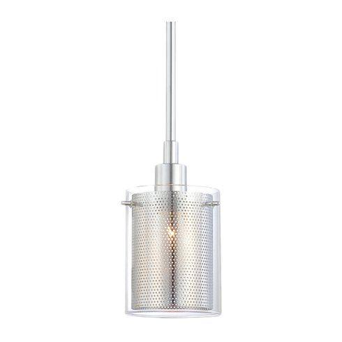Grid II 1-Light Mini Pendant