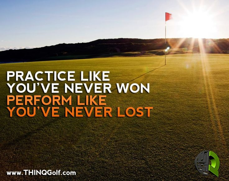 THINQ Golf | Improve your golf game in just 10 minutes!! | www.THINQGolf.com