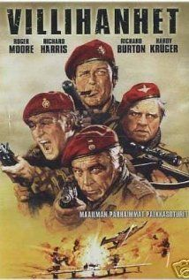 """The Wild Geese. """"Thirty men in the valley of the shadow, and he wants to take over an entire country!"""""""