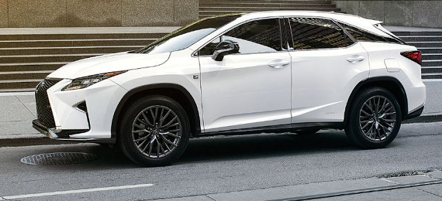 2017 Lexus RX 350 Performance and Redesign - New Car Rumors