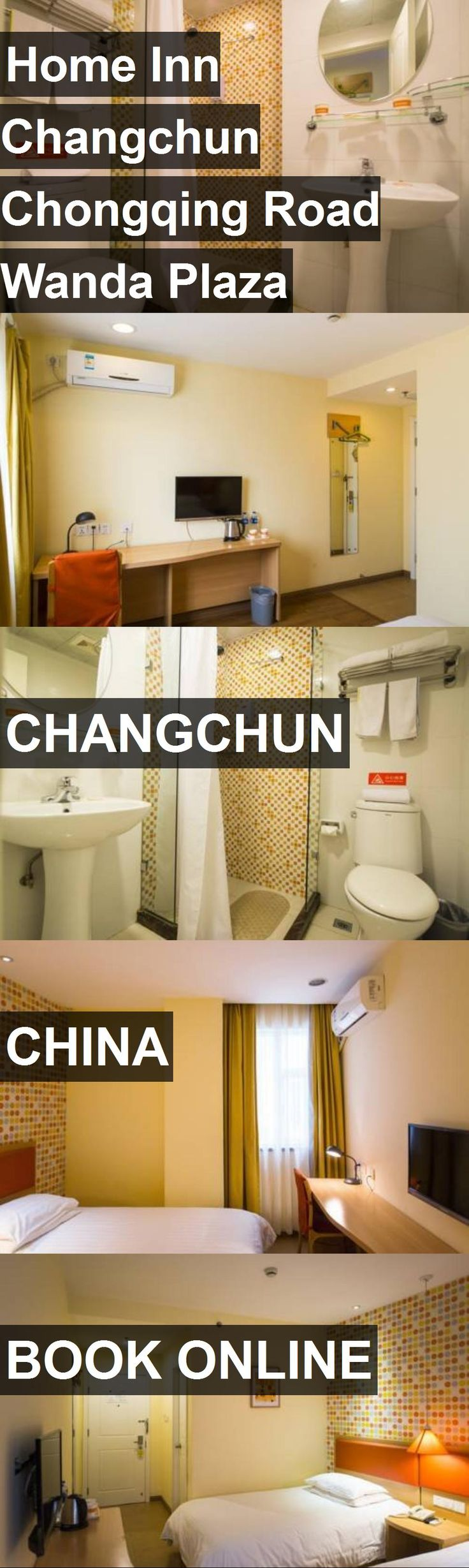 Hotel Home Inn Changchun Chongqing Road Wanda Plaza in Changchun, China. For more information, photos, reviews and best prices please follow the link. #China #Changchun #travel #vacation #hotel