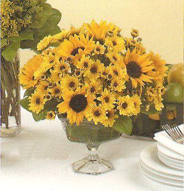 Sunflower Weddings - Summer Weddings