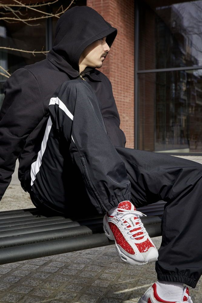 Supreme Nike Air Tailwind IV | Roupas, Google drive e Look