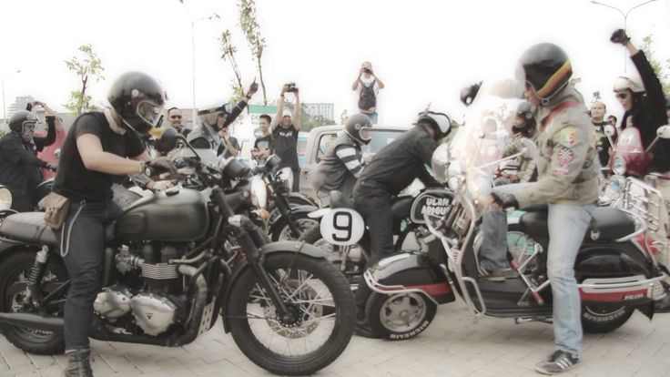 teaser MODS VS ROCKERS II  INDONESIA