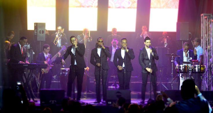 """Chiquito Team Band recibe """"El Gran Conga""""  mayor reconocimiento de Los Premios Conga de la Salsa"""