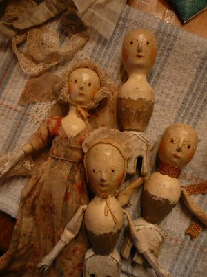 """""""Babes from the Woods"""" by Kathy Patterson: March 2010"""