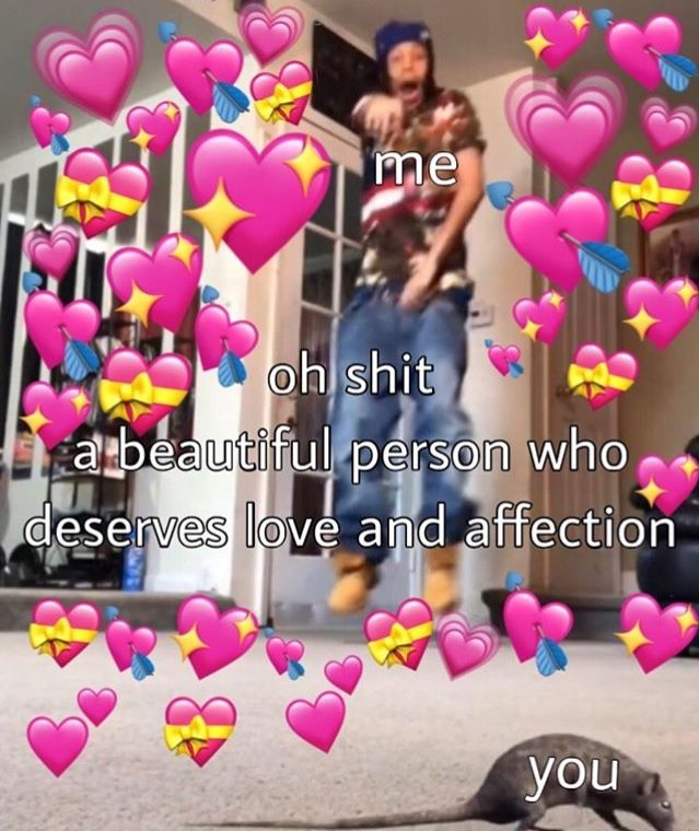 Pin By Ada Jade On Karina Cute Love Memes Love You Meme Cute I Love You