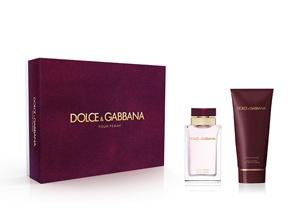 DOLCE & GABBANA  Dolce & Gabbana Pour Femme  Da quel Mediterraneo epicentro di armonie e contrasti, rinasce la fragranza classica che ha incarnato l'essenza della donna passionale, sensuale, materna.