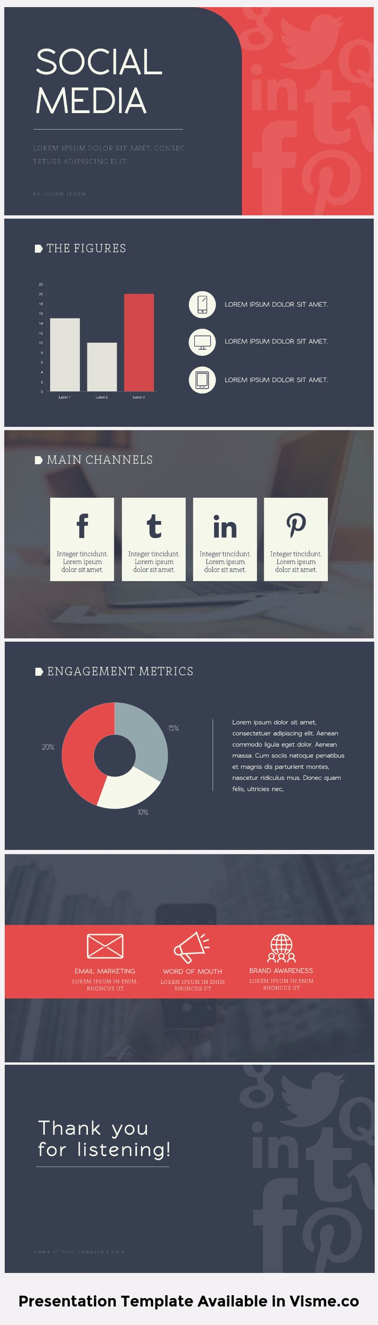 23 best presentation layout templates images on pinterest, Presentation templates