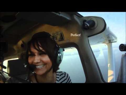 Cessna 172 flight training