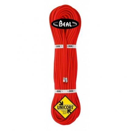 Dynamic twin and double ropes : Beal Gully 7,3mm UNICORE Golden Dry