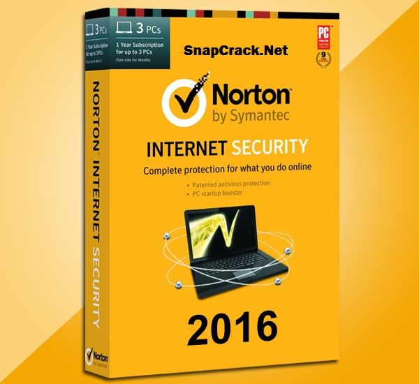 Norton Internet Security 2016 Product Key Crack for Lifetime Free is the latest powerful security program offers protection to your Pc against threats
