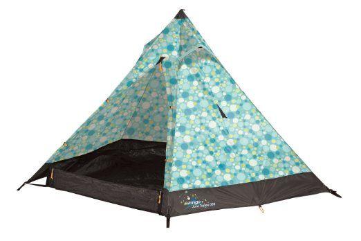 Vango Juno 300 3 Man Tent - Dots: Amazon.co.uk: Sports & Outdoors