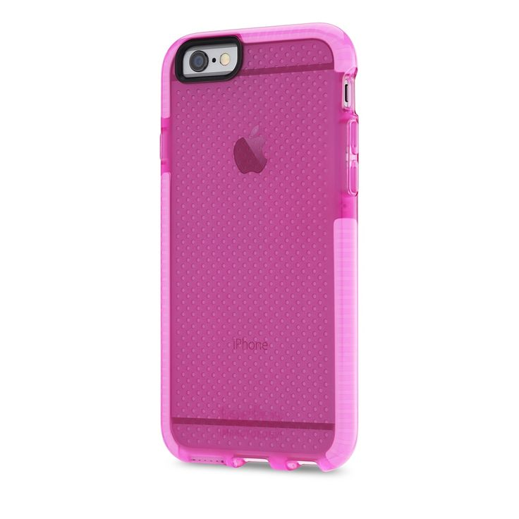 Tech21 Evo Mesh Case (Drop Protective) for iPhone 6 - Pink - Apple Store (U.S.)