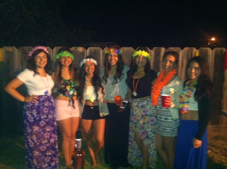 10 best Hawaiian 19th birthday party images on Pinterest