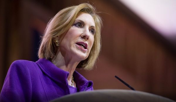 .Carly Fiorina Shares Two Abortion Stories That Made Her Pro-Life Again and again, real abortion stories prove that Planned Parenthood is no friend to women.